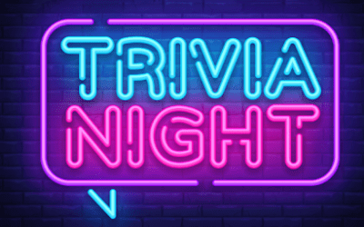 Trivia Night Every Thursday